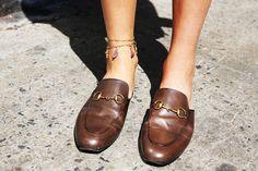 Ankle-Bracelet-Gucci-Loafers-Leandra-Medine-Man-Repeller---5
