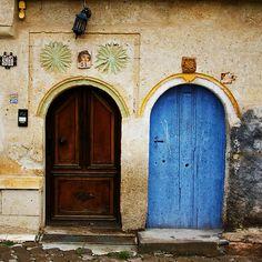 Neighboring Doors: Avanos, Turkey
