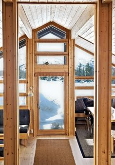 Building A Cabin, Off Grid Cabin, Mountain Cottage, Tiny Cabins, Rustic Cabins, Sierra Nevada, Log Homes, Tiny House, Sweet Home