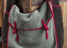 Knitting Bags: 9 Free Knitting Bag Patterns