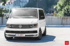 VW T6 - VOSSEN FLOW FORMED SERIES: VFS1