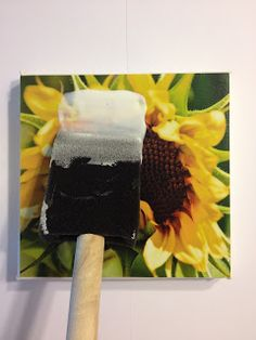 Simply Anchored: How to Make Your Own Canvas Picture!