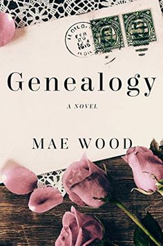 Genealogy by Mae Wood; Professional sassypants and novelist, Mae Wood has been a bookworm her entire life. Mae I loved your story from the very beginning. Reading Lists, Book Lists, Reading Time, Books To Read, My Books, Letter Writer, Historical Fiction Books, Spiritual Wisdom, Great Books