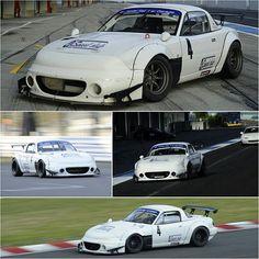 Via TopMiata FB: Jyoji Nishimura JDM speedclub: jupiter-net.com   #TopMiata #mazda #miata #mx5 #eunos #roadster #jdm #japan