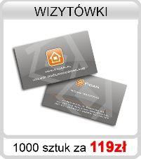 Drukarnia wizytówek  http://reklamaslask.pl/