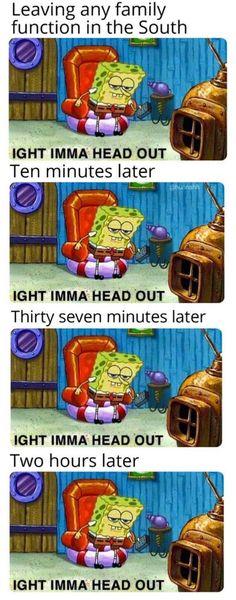 46 Ight Imma Head Out Ideas In 2021 Spongebob Memes Funny Spongebob Memes Funny Memes