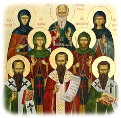 Holy Family of St. Basil the Great