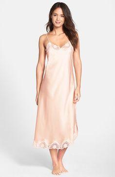 Flora Nikrooz  Ariel  Charmeuse Nightgown  e1ebfaf85