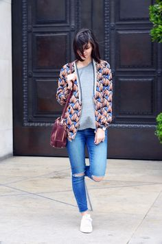 Love this look! By: Bons baisers d'ailleurs.
