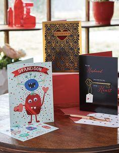 RELATIVE VALENTINE'S CARDS by Design Design Valentine Day Gifts, Design Design, Cards, Maps, Playing Cards, Valentine Gifts