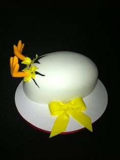 Hatching Egg Easter Cake By mvucic on CakeCentral.com