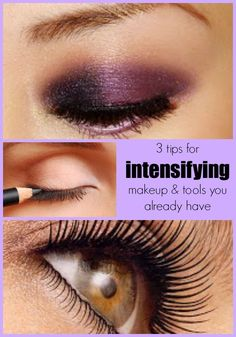 Repinned: Play up your eyes with these beauty secrets.