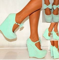 omg Cute shoes!! This would be adorable with a lace dress.