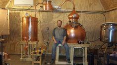 Whiskey Distillery, Brewery, Whiskey Still, Copper Pot Still, Moonshine Still, Food And Beverage Industry, Cafe Interior Design, Robotics, Be Still