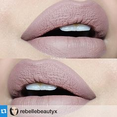 Cashmere dupe! Repost @rebellebeautyx with @repostapp. ・・・ Quick lippie using @anastasiabeverlyhills dipbrow in medium brown as a thin base and topped over with @anastasiabeverlyhills liquid lipstick in pure hollywood