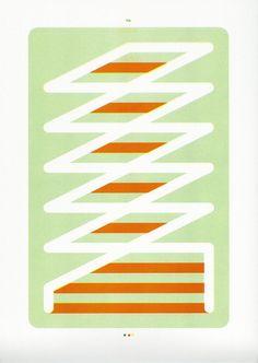 Sigrid Calon. nr.074. Risograph print.