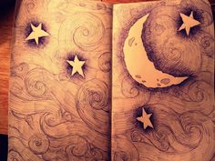night sky tattoo - Google Search This is not a tattoo, nor is it feasible for a tattoo.