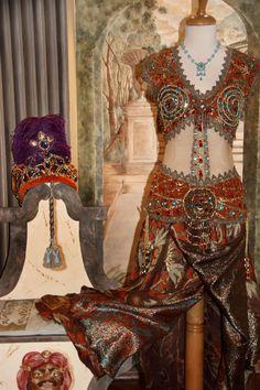 Costume orientale by Scatola Magica
