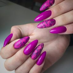 #nails #zelowepaznokcie #artnails #wownails #fashionnails #elegantnails #violetnails #matnails #artnails#nails2k18 #polnishnails #paznokcieżelowe #semilac #gelnails #f4f