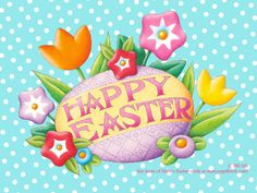***** Mary Englebreit- Happy Easter