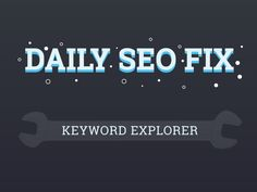you have seo quandaries we have tools to solve them check out four quick