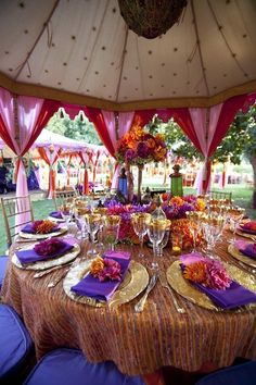 African Wedding Reception Gallery | VibrantBride.com