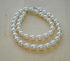 Elegant Pearls versatile necklace from Carftworklover by DaWanda.com