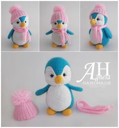Crochet BABY Penguin                                                                                                                                                                                 More