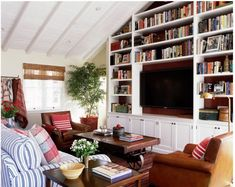 And this great, little library, is in a guest house, believe it or not!   * Love all the pictures on this blog!