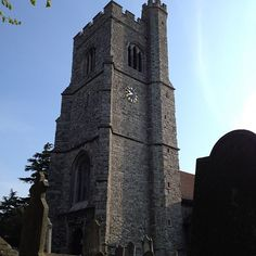 St Clements Church, Leigh on sea , Essex