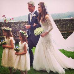 Noiva blogueira Constance Zahn de Wanda Borges