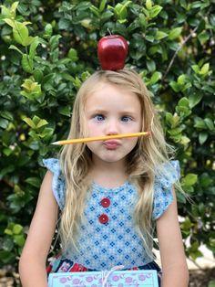 Kindergarten photo shoot