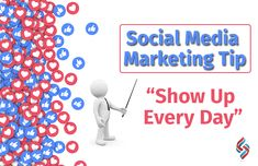 Post engaging and creative content on your social media channels consistently. This will help your customers to remember and notice your brand. If you don't show up every day, your brand will be forgotten easily. Social Media Services, Social Media Channels, Social Media Marketing, Digital Marketing, Pune, Knowledge, Letters, Content, Day