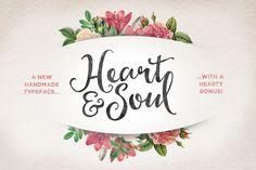 Heart & Soul Typefac