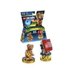 Lego Dimensions E.T. Fun Pack (E.T. and Phone Home included)