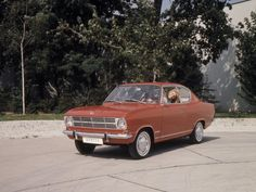 Opel kadett b 1965-1973 Photo 07