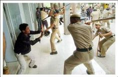 Will policing in Assam ever have a ''humane face'' in the real sense of the terms? When will the police really begin to behave as a service in a democracy, and not as a brutal, colonial-type force as it acts in many cases? When will ordinary citizens really feel they are being served by the police? These are inconvenient questions, but the police in a democracy must face them and evolve as a people-friendly force.