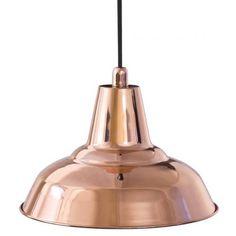 Lampa wisząca Lyne Copper