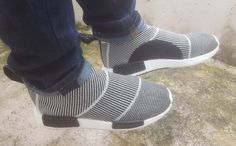 Adidas Nmd City Sock  #waksneakers #tijoojit #joyaparis #seejaysneakers #justcarter #toxishoes87 #sneakers #snkrhds #sneakerhead #adidasboost #nmd #boostvibes #ultraboost #adidasultraboost #adidasoriginals #runnergang #runnerwaly #runneronly #crookedtongues #crepecity #mydailystreet #hypebeast #highsnobiety #modernotoriety #streetnotoriety #complexkicks #solecollector #heatonmyfeet #thewordonthefeet  #therealblacklist by willykoffi_snkrs