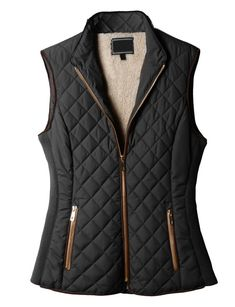 0e6569b865 LE3NO Womens Lightweight Quilted Puffer Jacket Vest with Pockets Chalecos  Acolchados Mujer