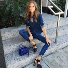 chiara-ferragni-street-style-denim-blue-shirt