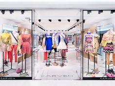 Shop, shop, shop @ ION - with new stores opening from October...Victoria's secret beauty & accessories, Carven, Vince Camuto, Crate & Barrel and H.
