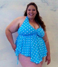 Plus Size Swimwear Cover Ups Style