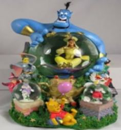 """Based on a Float in the """"WDW Share a Dream Come True"""" Parade, Musical (A Whole New World), 10"""""""