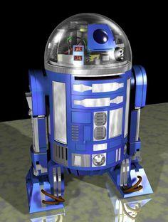 R3-O1 • Fan-arts • Star Wars Universe