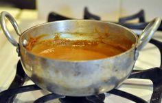 Fried garlic peanut (sunbutter) sauce via The Splendid Table Peanut Recipes, Thai Recipes, Asian Recipes, Asian Foods, Easy Recipes, Barbecue Sauce, Bbq, Peanut Sauce, Sauces