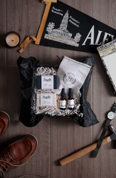 Gift Idea for Guys: Boyd's Farm Soap & Serum bundle is a perfect gift for the bearded gentleman.   Keep your skin and hair clean - plus moisturized - with this handcrafted kit. Includes Wild Vetiver and Cedar & Fir Beard Oils, with matching Soap Bars.   http://boydsfarm.co/shop/soap-serum-bundle