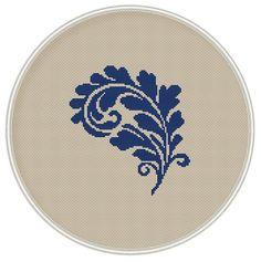 Cross stitch pattern cross stitch flower di MagicCrossStitch