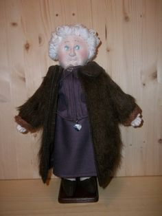 Tutorial PDF Soft Sculpted Dolls Grandma