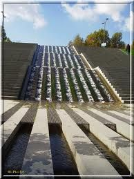 parc de bercy Paris - this is within 5 minutes of where  I am staying